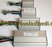Kонтролери за безчетков електродвигател с индивидуално конфигуриране на набор от параметри
